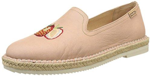 Donna v17 Pink Cadamunt Basse W3k Rosa Espadrillas Pikolinos qUE6xTwXx