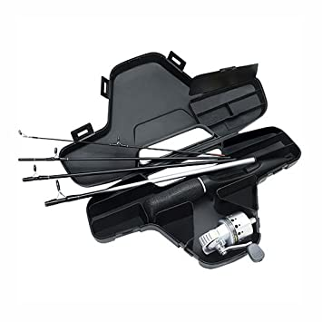 2c0904f771c Daiwa Minisystem Minicast Ultra-Compact Spincast Reel and Rod Combo in Hard  Carry Case, Spincasting Reels - Amazon Canada