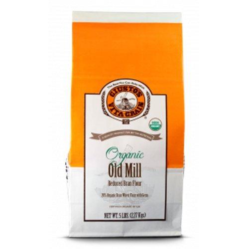 GIUSTOS Buckwheat Organic Flour, 25 Pound