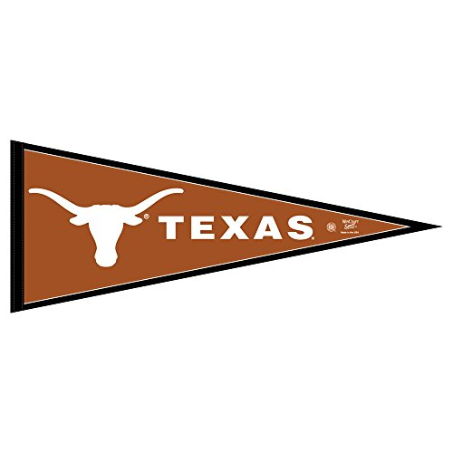 NCAA University of Texas WCR63948612 Carded Classic Pennant, 12