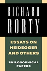 Essays on Heidegger and Others: Philosophical Papers, Volume 2 Paperback
