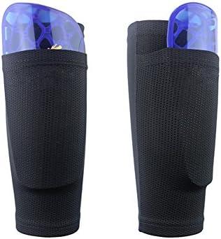 Leezo Soccer Calcetines De Protección con Bolsillo para ...