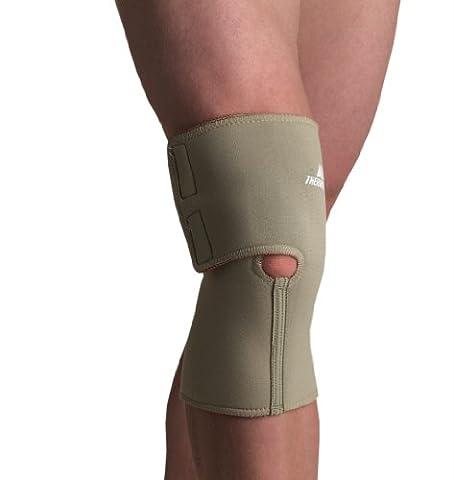 Thermoskin Arthritis Knee Wrap, Beige,