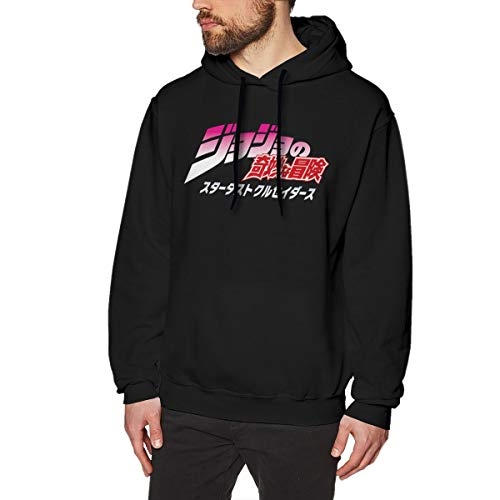 Days Classic Baseball Black JoJo's Bizarre Adventure Stardust Crusaders Logo SweaterBlack M