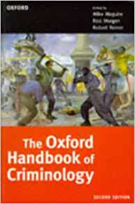 oxford handbook of criminology free pdf download