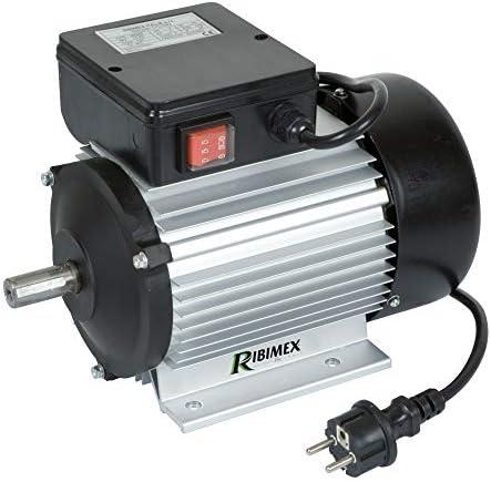 Motoren elettrico 2 cv monofase 2750trmininterruttore