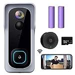 XTU Video Doorbell Camera