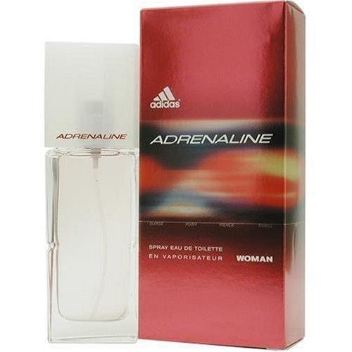 (Adidas Adrenaline By Adidas For Women. Eau De Toilette Spray 1.0 Oz / 30)