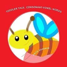 Toddler Talk:  Consonant-Vowel Words