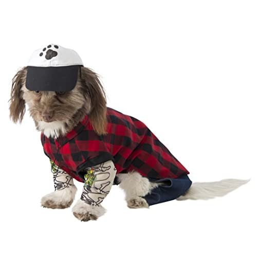 Rubie's Hipster Dog Costume, Large
