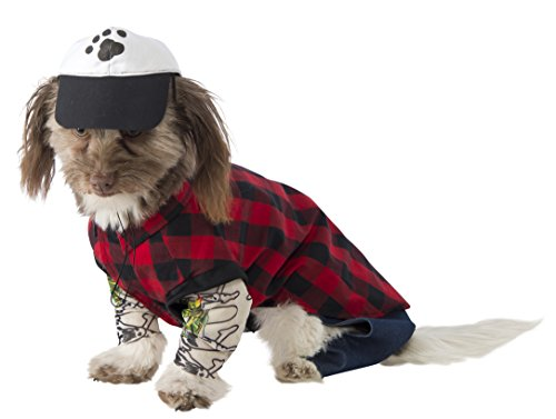 Rubie's Hipster Dog Costume, -