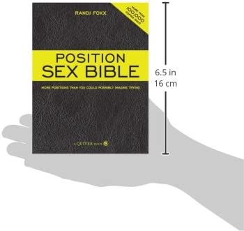 The Position Sex Bible More Positions Than You Could