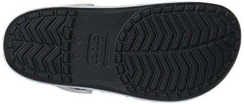 Crocband mujer Negro Zueco Crocs Para Zf4FWgqTqn