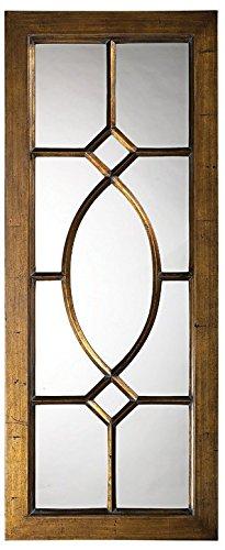 Indoor Decorative Hanging Wall Mounted Vanity Dayton Window Mirror ()