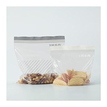 ISTAD IKEA sellables Bolsas para Alimentos congelados ...