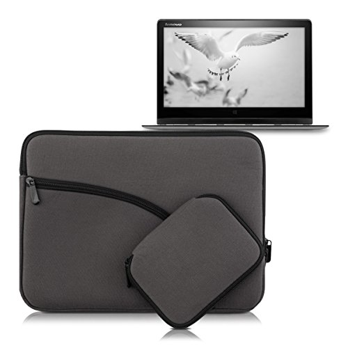 kwmobile Laptop Tasche Sleeve für 12,5