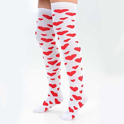corazones con ascendentes Los rom calcetines 6xt4E
