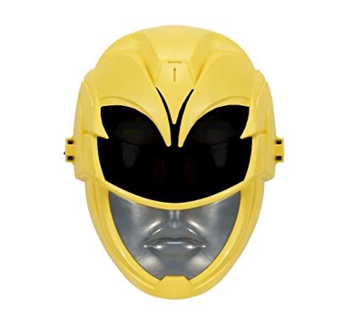 Power Rangers Sabans Movie FX Yellow Ranger Sound