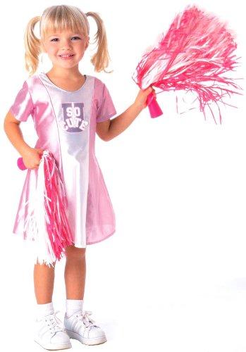 Infant Cheerleader Costumes (Cheerleader Toddler Costume - Toddler)
