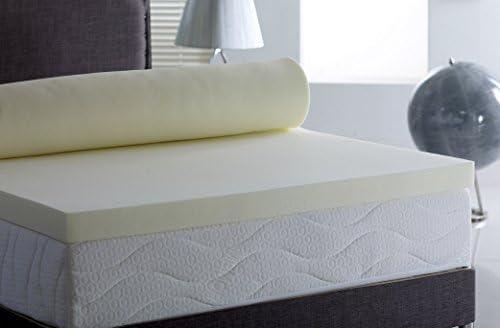 "bed 10/"" depth mattress protectors poly-cotton for 4/' x 6/'3/"" 122 cm x 190 cm"