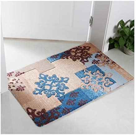 Yxx max -Carpet Floor Mats Door Mats Home Mats,Wear Resistant Non-Slip,Indoor and Outdoor Carpet Living Room Rug (Color : A Size : 4878cm)