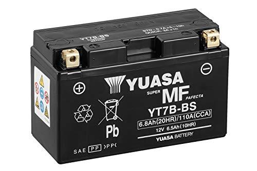 Yuasa yt7b-bs (WC) Accu senza manutenzione