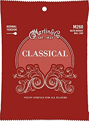 Manhasset Classical Guitar Strings (NEW-M260)