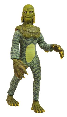 DIAMOND SELECT TOYS Universal Monsters Series 3: Retro Creature from the Black Lagoon - Universal Monsters Retro Cloth