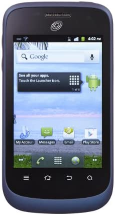 ZTE Midnight Android Cell Phone - No contract (Net 10)