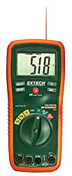 Extech True RMS Autoranging Multimeter with Infrared Thermometer