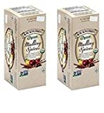 R.W. Knudsen Organic Mulling Spices, 25 Count, 1.75 Ounce Box (Pack of 2)