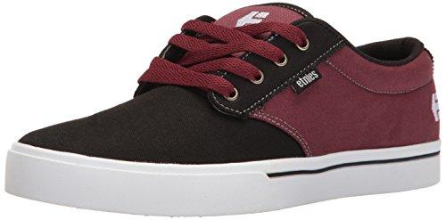 Etnies Jameson 2 Eco Skate Schuh Schwarz Rot