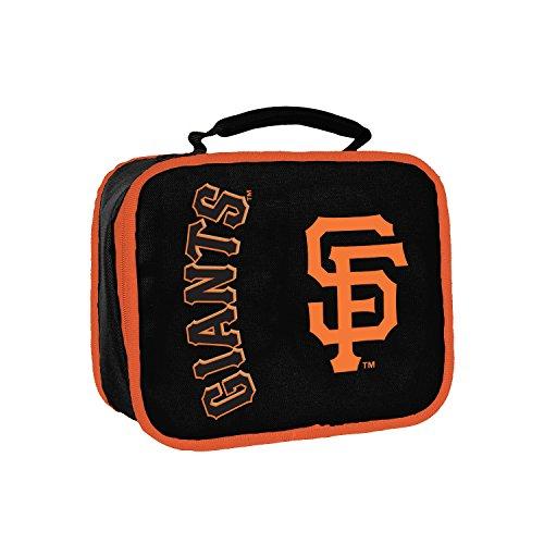 The Northwest Company MLB San Francisco Giants Sacked Lunchbox, Orange, 10.5-Inch by The Northwest Company