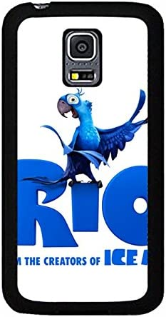 Rio 2 Cartoon Bird Poster Phone Case For Samsung Galaxy S5 Mini American Anime Simple Fashion Rio Comic Mobile Phone Case Cover Famous Comedy Movie Series Amazon Co Uk Electronics