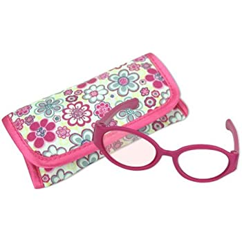 Amazon.com: Doll Eyeglasses Set for 18 Inch American Girl