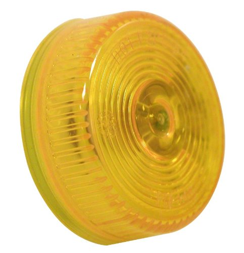 Peterson Manufacturing 146A Amber 2' Round Side Marker Light