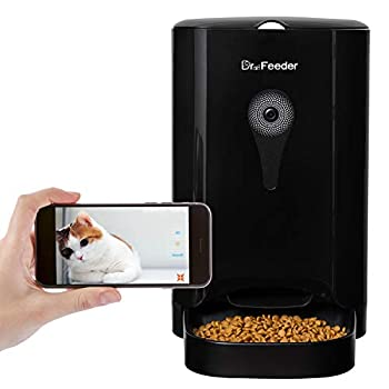 Image of Pet Supplies Dr. Feeder 4.5L Smart HD Camera Feeder for Video and Audio Communication, Automatic Pet Feeder for Cats and Dogs, APP Controlled Food Dispenser Through Wi-Fi