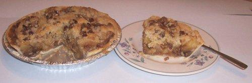 Scott's Cakes Apple Pecan Crumb Pie