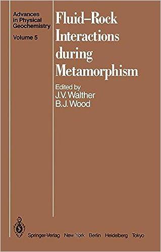 Fluid―Rock Interactions during Metamorphism
