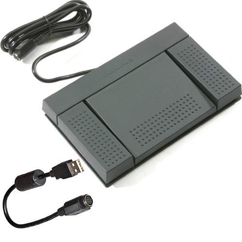Olympus RS27 Digital USB Transcription Foot Pedal RS-27