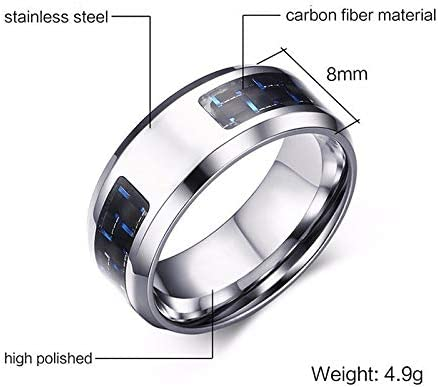 Adrfb Ring Personalized Gladiator Warrior Stainless Steel With