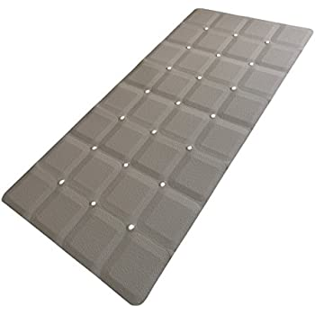 Amazon Com No Suction Cup Bath Mat Made In Italy Safe