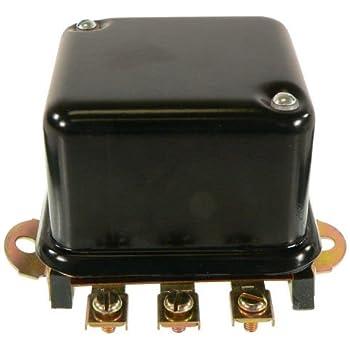 amazon com new 12 volt regulator replaces delco remy cub cadet rzt wiring-diagram