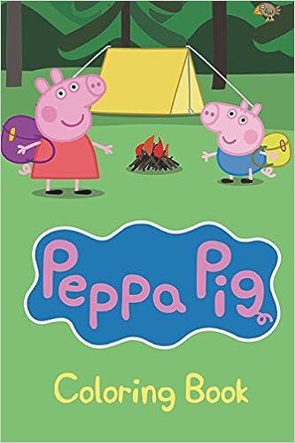 61 Peppa Pig Coloring Book Online HD
