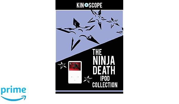 Amazon.com: NEW NINJA DEATH collection - ipod /iphone films ...