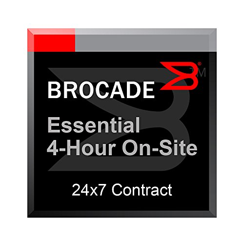 Essential 4-Hour On-Site Support Maintenance 1-Year Contract