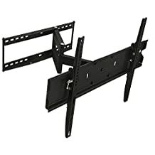"Mount-It! Swivel Wall Mount for 32""-65"" Sony, Samsung, Panasonic, Sharp, Insignia, LG, Vizio"
