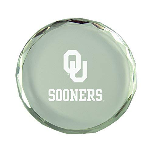 LXG, Inc. Oklahoma State University-Crystal Paper Weight