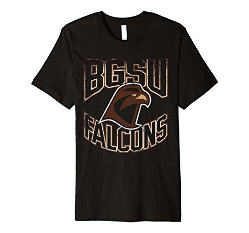 Mens Bowling Green BGSU Falcons NCAA T-Shirt bgsu1001 Small Black Bowling Green University Basketball