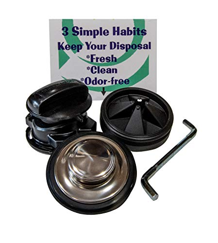 Insinkerator Garbage Disposal Replacement Parts Combo Packs (Magnetic Stopper Super Pack Complete)